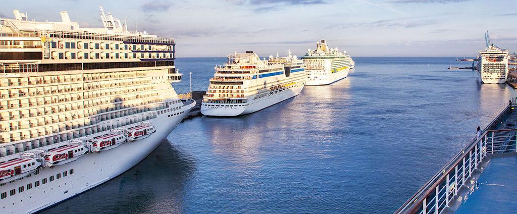 Come accedere al porto di civitavecchia in pullman - Port of civitavecchia cruise terminal ...