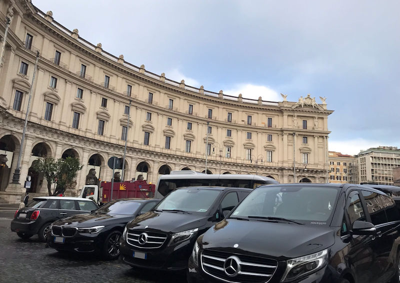 Business events and meetings in Rome